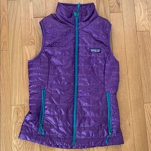 XXS Patagonia Nano Puff Vest